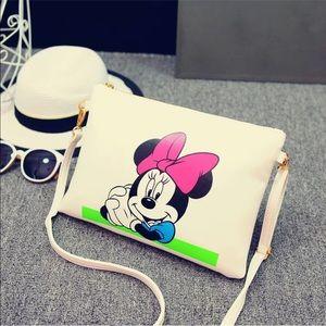 Handbags - Disney Vegan leather handbag New in bag